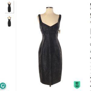 David Meister little black dress from Neiman 2